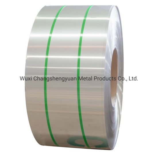 304 Grade Stainless Steel Coil with 2b Surface