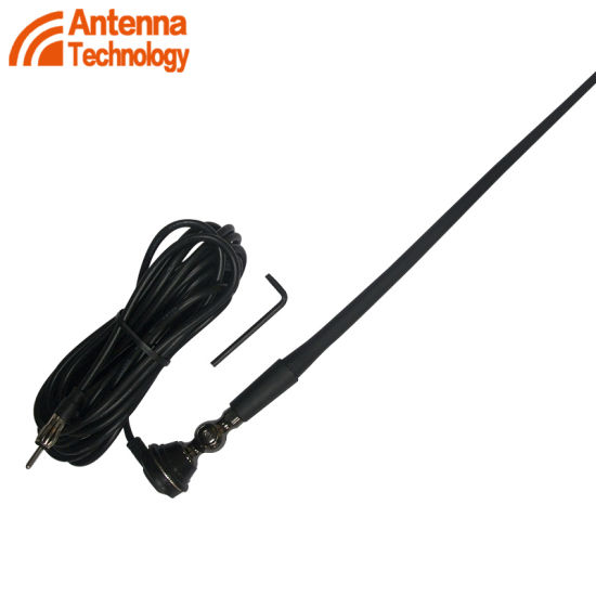 Rubber Mast Passive Car Antenna with 340mm Rod Length pictures & photos