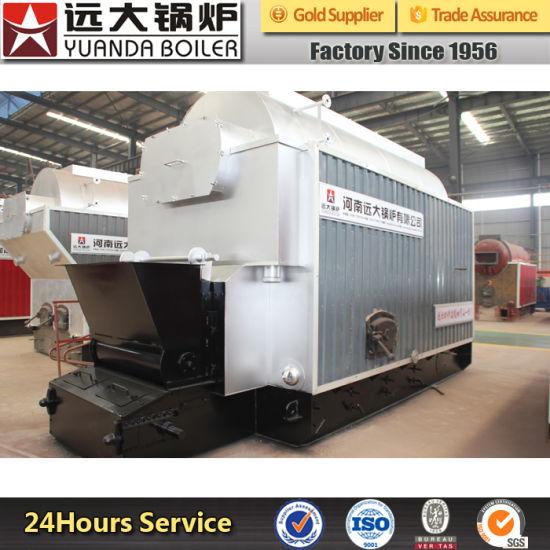 China High Efficiency Industrial Diesel Firing Steam Hot Water ...
