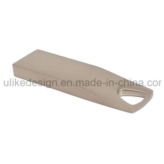 Unique Style Metal USB Flash Drive (UL-M018)