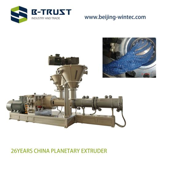 Planetary Extruder for PVC Leather Sheet Calendering