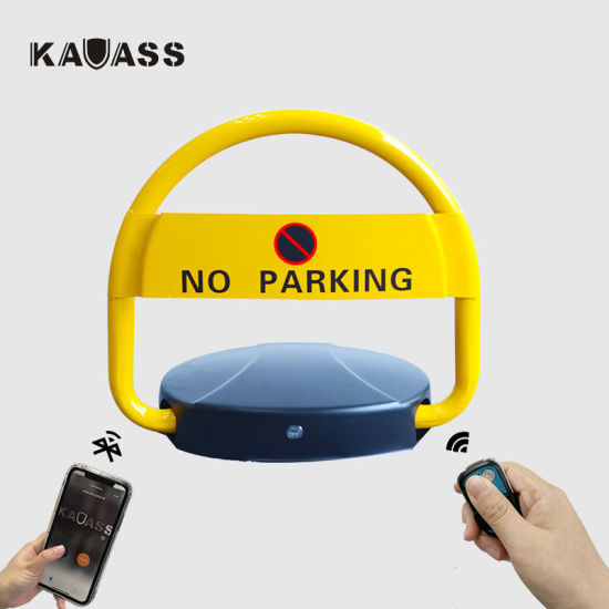 Factory Outlet Intelligent Mobile Phone Control Automatic APP Car Parking Space Lock
