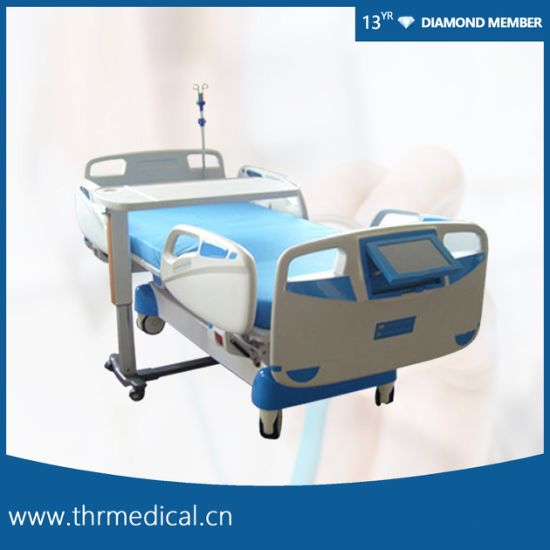 High Quality! Professional ICU Bed with Scale (THR-IC-528B)
