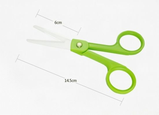Ceramic Stationery for Office or Student Scissors pictures & photos