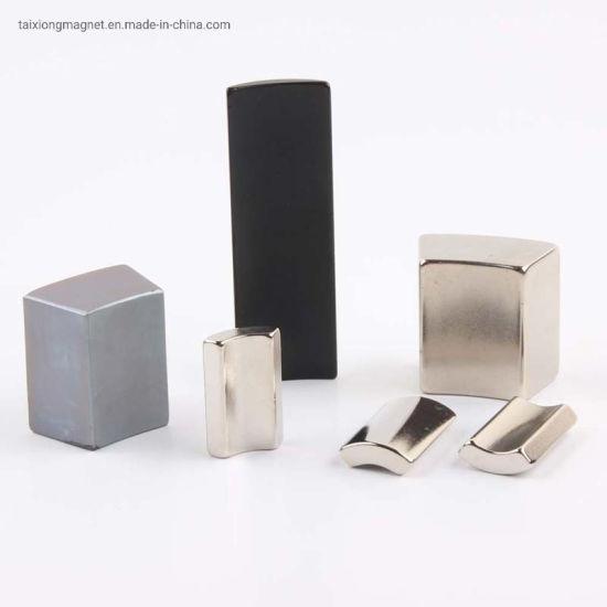 N52 Strong Powerful Ni Coating Holder Neodymium Magnet