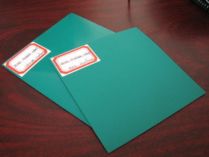 ESD Rubber Sheet, ESD Rubber Mat, Antistatic Rubber Sheet with Green, Blue, Grey, Black Color