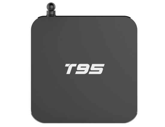 Custom Made T95 Android6.0 TV Box S905X Quad Core 2GB 8GB 1500+ Live TV Channels 1000+ VOD pictures & photos