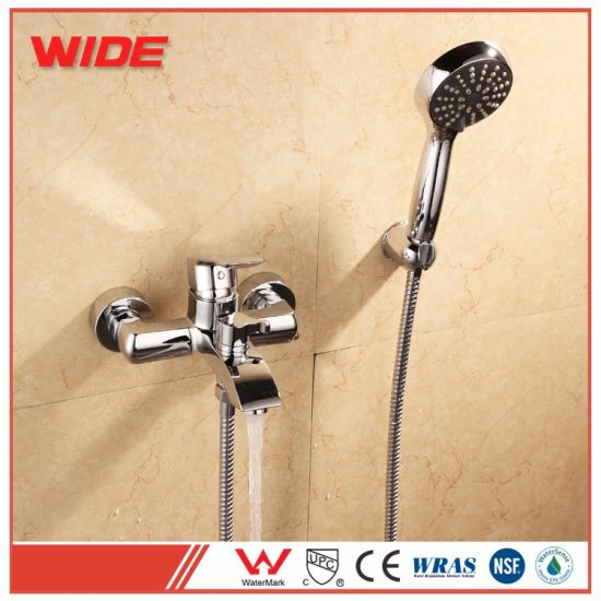 Hot Sale Wall Mounted Bath Shower Mixer Taps From China pictures & photos