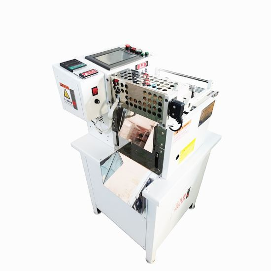 Manufacture Automatic Flat Cabled or Paper and Film Cutting Machine