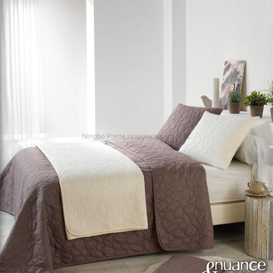 Bedspread/Quilt/Luxurious Comfort Ultrasonic Summer Quilt Sets/Cushion/Pillow Cover/Bedding Set