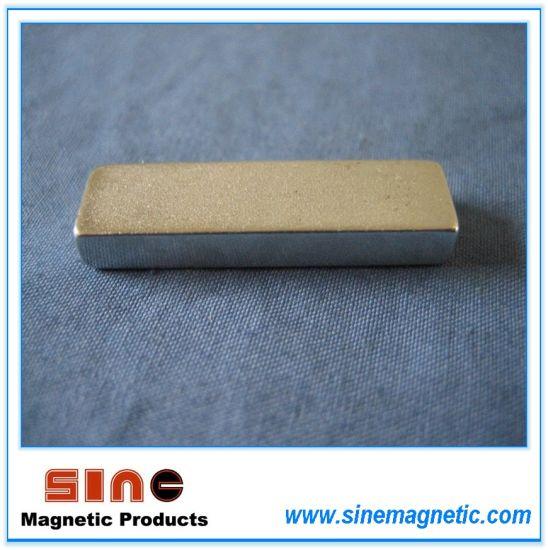 Rectangle/Block /Square Plate-Neodymium Magnet (N35/ N45 / N30M) for Separator