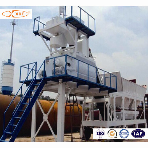 Yhzs75 Concrete Mixing Machine for Road Construction