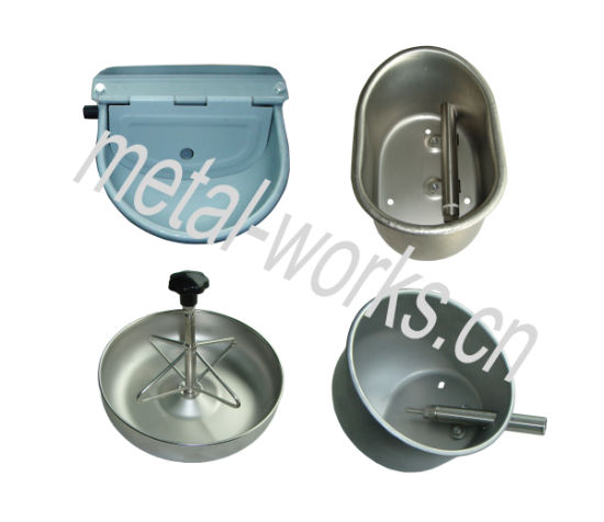 Animal Drinking Bowl, Deep Drawing Part, Deep Drawn Stainless Steel Part