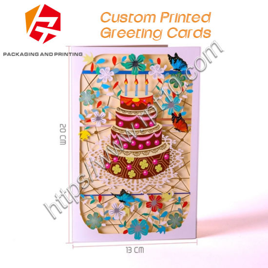 3d Pop Up Cards Birthday Card For Girl Kids Wife Husband Birthday Cake Greeting Card Postcards Gifts Card With Envelope Stickers China Card Printing And Custom Greeting Cards Price Made In China Com