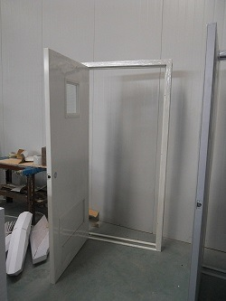 Steel Fire Rated Door and Frame