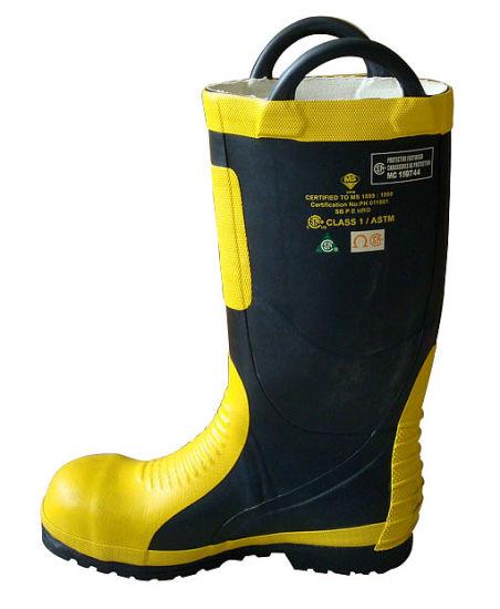 Firemen's Boots