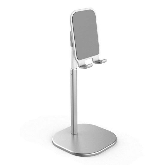 New Design Handfree Lazy Cell Phone Tablet Stand Aluminum Adjustable Mobile Phone Stand Holder
