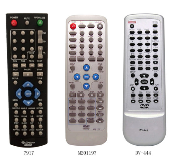 Remote Control for DVD Video