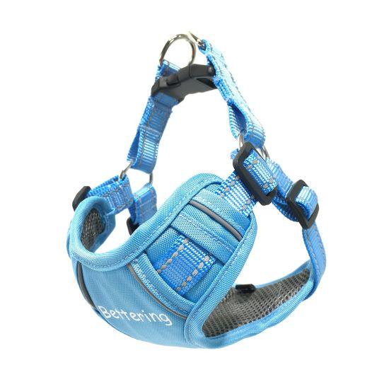 Whole Sale Custom Adjutable Reflective Breathable Outdoor Pet Harness Dog Training Vest