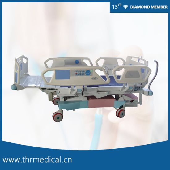 Hight Quality! Luxurious Electric Hospital Bed with Eight Functions (THR-EB8800)