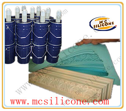Plaster Coving and Cornice Molding Silicone Rubber pictures & photos