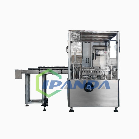 High Speed Horizontal Cosmetic Perfume Bottle Continuous Automatic Cartoning Machine for Sale