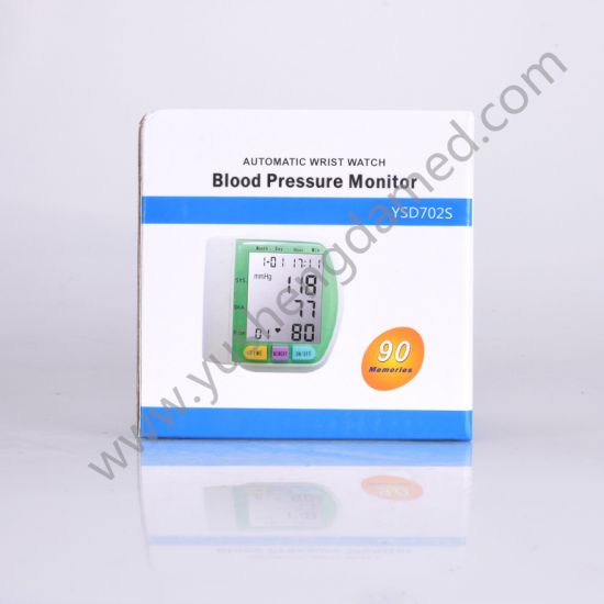 Blood Pressure Monitor with LCD Display Ysd702s pictures & photos