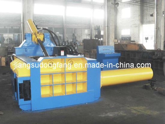Y81t-200 Automatic Hydraulic Scarp Metal Baler pictures & photos