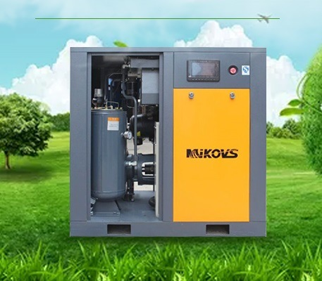 New Type Direct Driven Low Pressure VSD Variable Speed 75kw Screw Air Compressor Variable Speed Screw Air Compressor