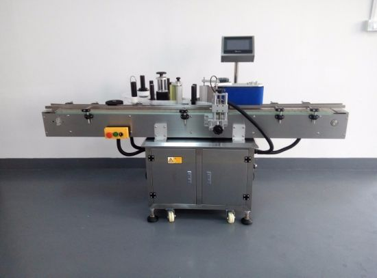 Automatic Round Cup Bottle Labeling Machine pictures & photos