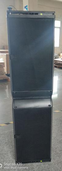 High Power Double 12inch Professional Neodymium Line Array Speaker Box