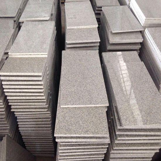 Wholesale Cheap G603 Granite Tile for Supermarket