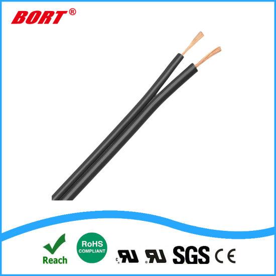 Spt-1 Double Core PVC Insulation Power Cable