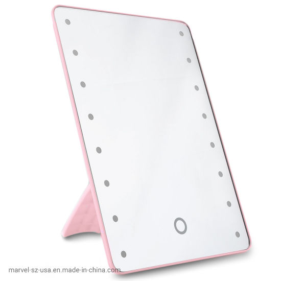 Stand Tabletop Touch Screen Led Mirrors