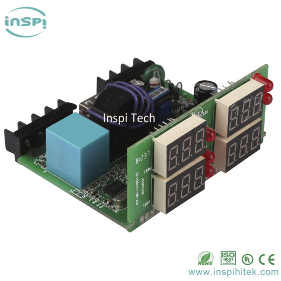 OEM Electronic Meter Motherboard Assembly PCBA and LED Power Supply PCBA