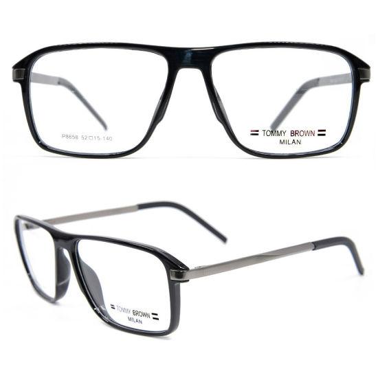 Durable Quality Luxury Business Style Metal Eyeglasses Tr90 Fashion Optical Eyewear Frame Cheap Price