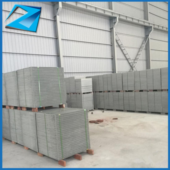 Chinese Supplier PVC Plastic Pallet for Brick Block Making Machine