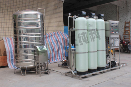 Good Quality Pure Water Treatment / Mineral Water Filtration System pictures & photos