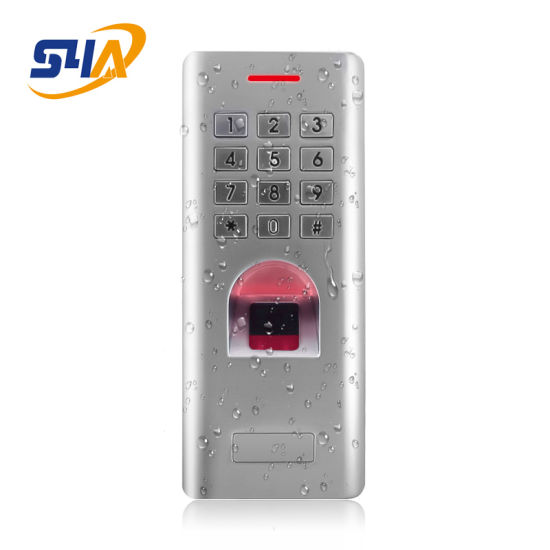 Sf2 Waterproof IP66 Fingerprint Standalone Access Control