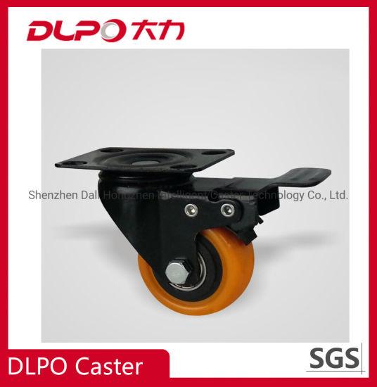 Dlpo 1.5-2 Inch Light Smart Car / Supermarket Cart / Furniture Casters