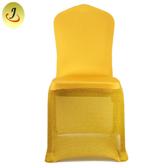 Modern Wedding Popular Exquisite Decoration Chair Cover