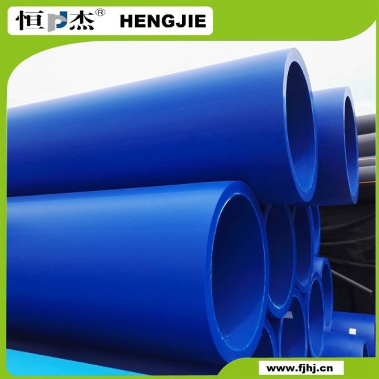 16mm to 1200mm ISO/GB Standard 130MPa HDPE Water Pipe for Water Supply or Drainage System