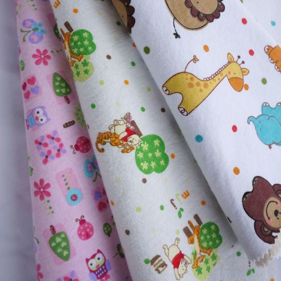 Pure Cotton Fabric  Animals