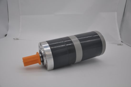 82mm DC Brushed Planetary Gear Motor pictures & photos