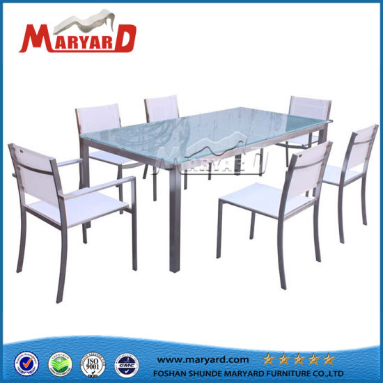 Fabulous China White Textile Glass Top Dining Table Set And Four Gmtry Best Dining Table And Chair Ideas Images Gmtryco
