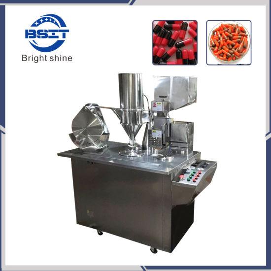 0-5# Manual Hard Capsule Filling Machine/Empty Hard Capsule Encapsulation Machine