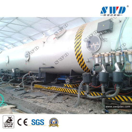 HDPE Plastic Gas Pressure Pipe Production Line/Plastic PE PP HDPE PPR Pipe Making Machine Extrusion Production Line