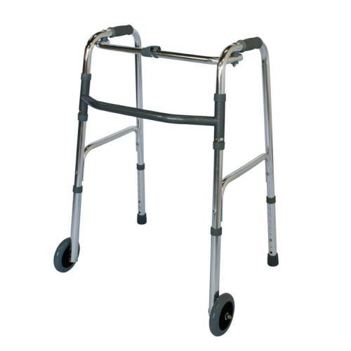Lightweight Aluminium Alloy Disabled Rollator Walker pictures & photos