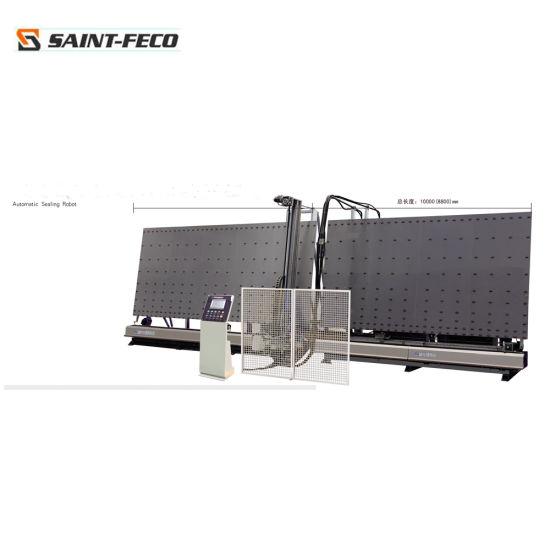 Automatic Silicone Glue Coating Machine/Insulating Glass Machine/Double Glass Machine