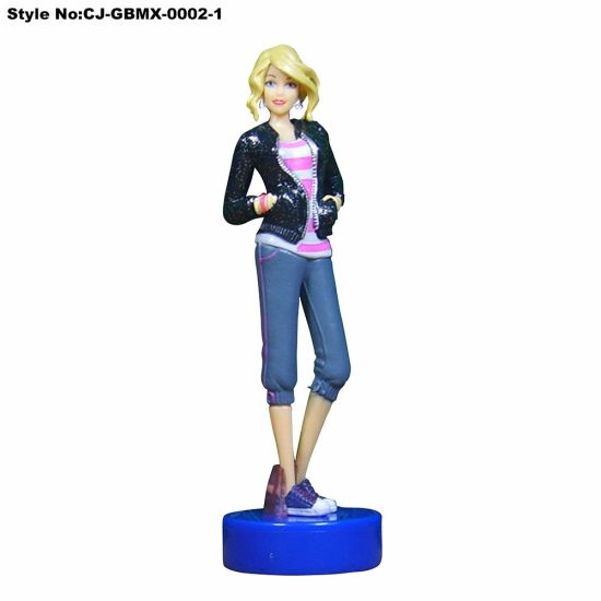 Fashion Beaty Girl Doll Suitable for Office Desk pictures & photos